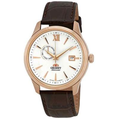 オリエント 腕時計 Orient Contemporary Automatic White ホワイト Dial メンズ Watch FAL00004W0