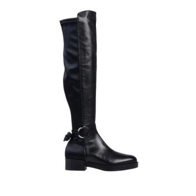 JEANNOT レディース ブーツ 靴 ブラック