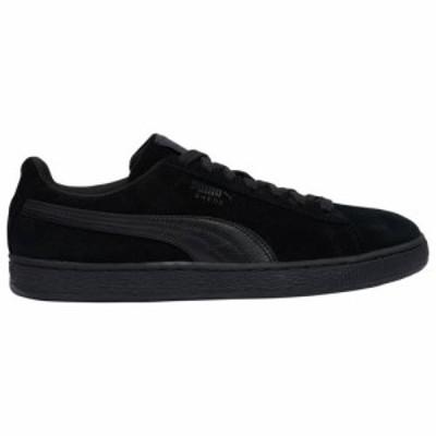 (取寄)プーマ メンズ シューズ プーマ スエード クラシック  Men's Shoes PUMA Suede Classic  Black Black Black