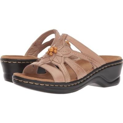 クラークス Clarks レディース サンダル・ミュール シューズ・靴 Lexi Myrtle Sand Leather