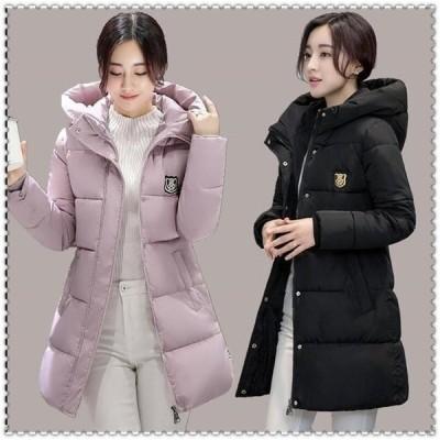 中綿ジャケットレディースファーブルゾン中綿コートアウター暖かい冬防寒ダウンコート