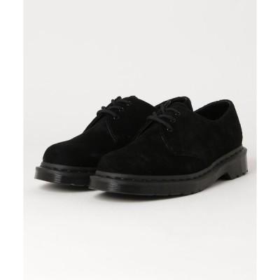 ブーツ Dr.Martens ドクターマーチン 25699001 1461 MONO 3EYE SHOE BLACK SUEDE