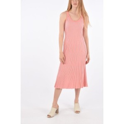 KENZO/ケンゾー Pink レディース Sleeveless Midi Dress dk