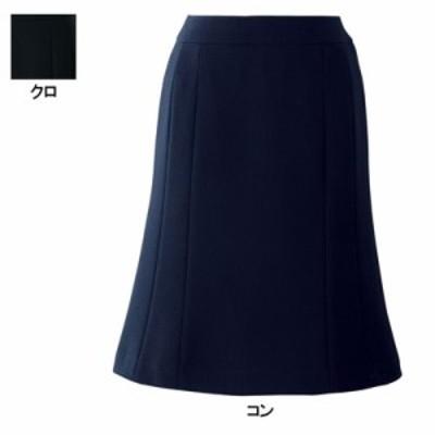 事務服/オフィスウェア ピエ S6170 フレアースカート 5号~15号