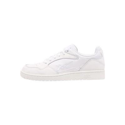 アシックス メンズ 靴 シューズ GEL SKYCOURT UNISEX - Trainers - white