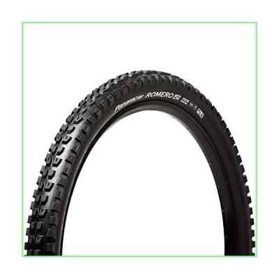 Panaracer Unisex's Romero HO Tubeless Compatible Folding Tyre, Black/Black, 29 X 2.4 並行輸入品