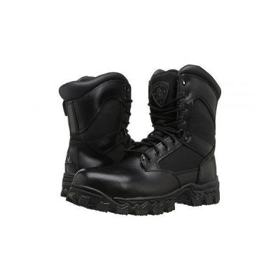 """Rocky ロッキー メンズ 男性用 シューズ 靴 ブーツ ワークブーツ 8"""" Alphaforce Comp WP - Black"""