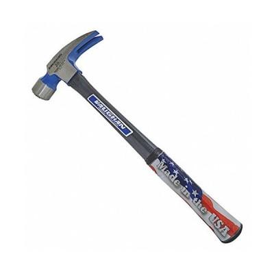 [新品]High Carbon Steel Rip Claw Hammer, 20.0 Head Weight (Oz.), Milled, 1-3/16 Face Dia. (In.)