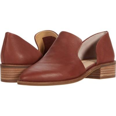 ラッキーブランド Lucky Brand レディース ローファー・オックスフォード シューズ・靴 Gennifa Ark Brown