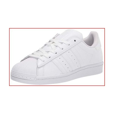 adidas Originals Men's Superstar Shoe Running White, ((18 M US)【並行輸入品】