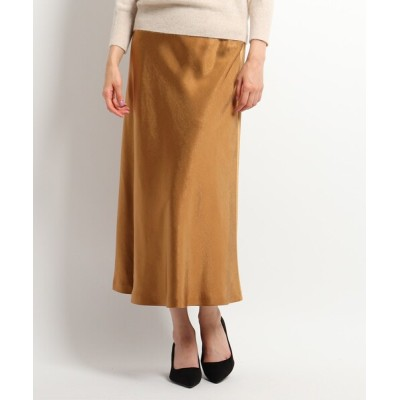 COUP DE CHANCE / マーメイドサテンスカート WOMEN スカート > スカート