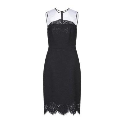 ERMANNO SCERVINO チューブドレス  レディースファッション  ドレス、ブライダル  パーティドレス ブラック