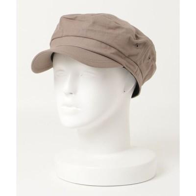 帽子 キャップ RIP STOP MARINE CAP(ST)