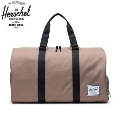 Herschel Supply  ハーシェルサプライ ダッフルバッグ / NOVEL - PINE BARK x BLACK / 10026-03020