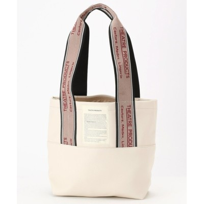FREAK'S STORE / THEATRE PRODUCTS×FREAK'S STORE/シアタープロダクツ 別注ECO LEATHER TOTE TAPE BAG/別注エコレザートート WOMEN バッグ > トートバッグ