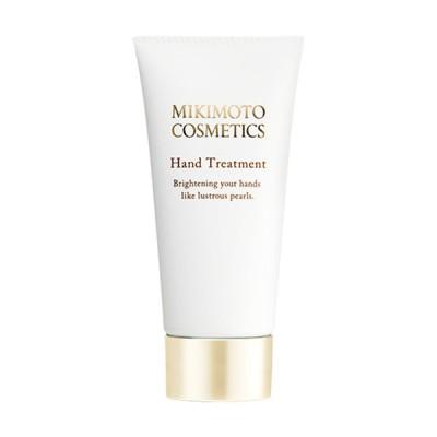 MIKIMOTO ミキモト コスメティックス ハンドトリートメント 50g ハンドクリーム