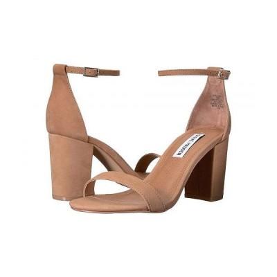 Steve Madden スティーブマデン レディース 女性用 シューズ 靴 ヒール Exclusive - Declair Block Heeled Sandal - Camel Nubuck