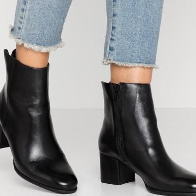 アンナフィールド レディース 靴 シューズ LEATHER BOOTIES - Classic ankle boots - black