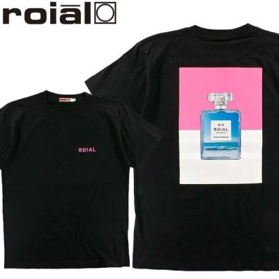 ロイアル メンズTシャツ 半袖 スタンダード Tシャツ サーフブランド バックプリント TEE ROIAL R904MST03
