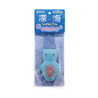 アドメイト 犬用おもちゃ 深海ラテックストイ クリオネ