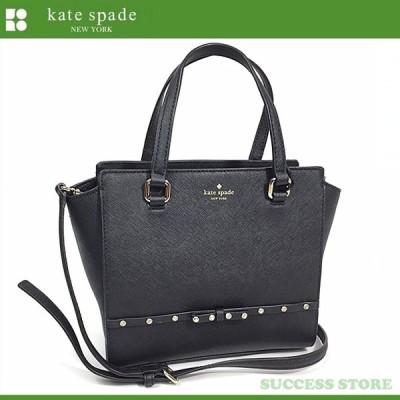 ケイトスペード レディース バッグ ハンドバッグ トートバッグ kate spade Small Hadlee Laurel way Juweled WKRU5636 ブラック リボン アウトレット 新作