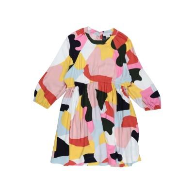 ステラ マッカートニー キッズ STELLA McCARTNEY KIDS ワンピース&ドレス ピンク 4 レーヨン 100% ワンピース&ドレス