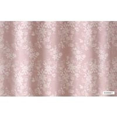 スミノエスミノエ DISNEY ディズニーホーム 遮光カーテン アリス スウィートフラワー M1142 1000×1350mm ピンク 1枚(直送品)