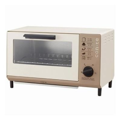 コンテ オーブントースター TS-4041BR