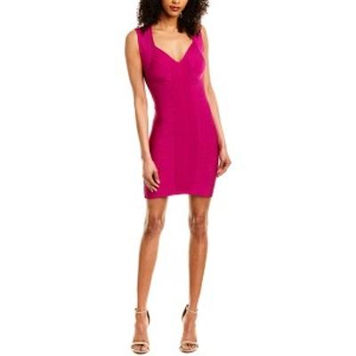 イシュー レディース ワンピース トップス issue New York Mini Dress fuchsia
