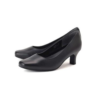 ANDEX shoes product / coca / コカ 消音リフト スクエアトゥ パンプス 118083 WOMEN シューズ > パンプス