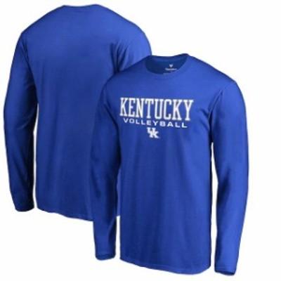 Fanatics Branded ファナティクス ブランド スポーツ用品  Fanatics Branded Kentucky Wildcats Royal True Sport Voll