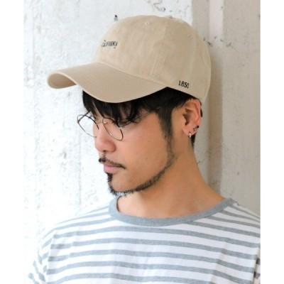 帽子 キャップ CALIFORNIAカラー刺繍キャップ