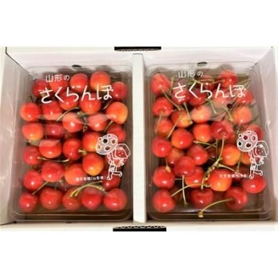 0066-2102 さくらんぼ(佐藤錦)700g M・Lサイズ混合