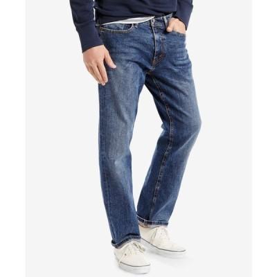 リーバイス メンズ デニムパンツ ボトムス Men's Big & Tall 541 Athletic Fit Jeans