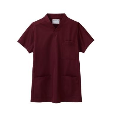 MONTBLANC 72-616 スクラブ(半袖)(男女兼用) ナースウェア・白衣・介護ウェア