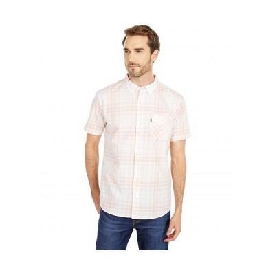 Levi's(R) リーバイス メンズ 男性用 ファッション ボタンシャツ Payor Short Sleeve Woven - Mellow Rose