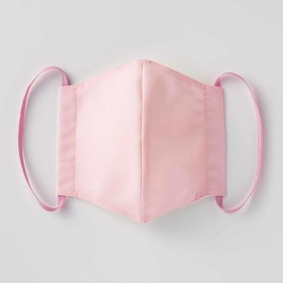 OSYAIRO UVカットのキレイカラーマスク〈ピンク〉 フェリシモ FELISSIMO