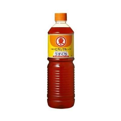 ヒガシマル醤油 株式会社 ヒガシマル醤油 うすくちしょうゆ 1L×15個セット