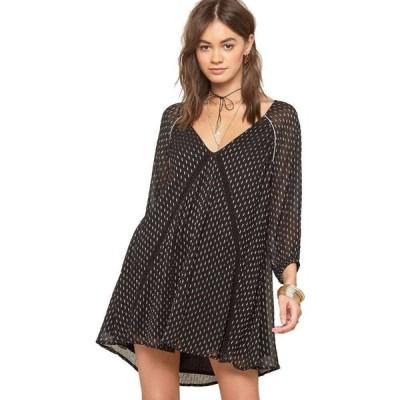 アミューズ Amuse レディース ワンピース ワンピース・ドレス Royale Dress Black