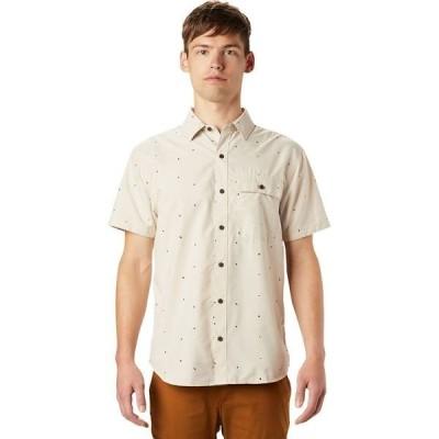マウンテンハードウェア メンズ シャツ トップス Greenstone Short-Sleeve Shirt