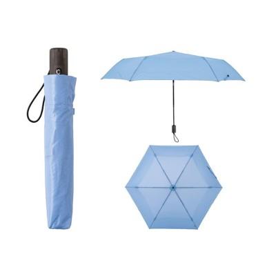 【カバンのセレクション】 バグスロウ×アンベル 折りたたみ傘 自動開閉 超軽量 耐風 カーボンファイバー VERYKAL A1553 ユニセックス ブルー フリー Bag&Luggage SELECTION