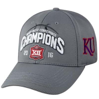 メンズ スポーツリーグ アメリカ大学スポーツ Kansas Jayhawks Top of the World 2016 Big 12 Men's Basketball Conference Champions Loc