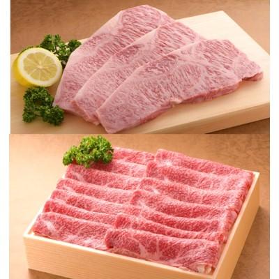 CF016_佐賀牛ステーキとしゃぶしゃぶすき焼き用(サーロイン200g×4枚・佐賀牛ロース800g)