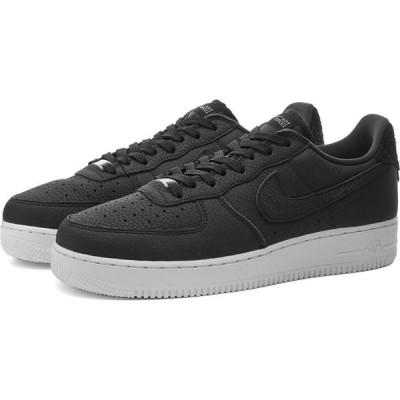 ナイキ Nike メンズ スニーカー エアフォースワン シューズ・靴 air force 1 07 craft Black/White/Grey