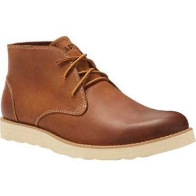 イーストランド メンズ ブーツ&レインブーツ シューズ Jack Chukka Boot Peanut Leather
