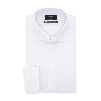 ワイドカラースタイリッシュワイシャツ【NON IRONMAX】