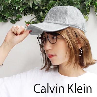 カルバンクライン キャップ 帽子 デニム Calvin Klein  ジーンズ