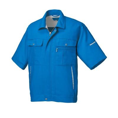 KURODARUMA 266181 WEARMAGIC半袖ブルゾン 作業服