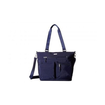 Baggallini バッガリーニ レディース 女性用 バッグ 鞄 トートバッグ バックパック リュック New Classic Any Day Tote with RFID Phone Wristlet - Navy