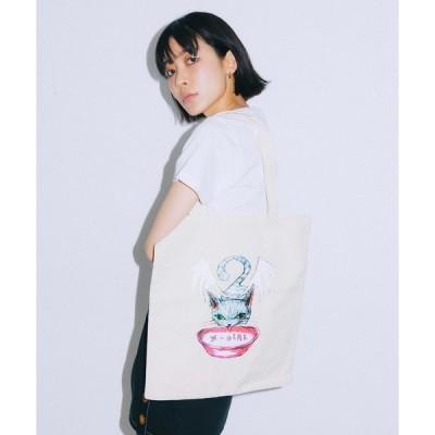 ショルダーバッグ バッグ X-girl × Eri Wakiyama TOTE BAG